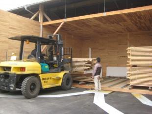 低温木材乾燥機