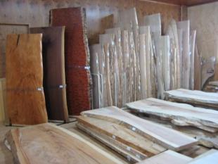 木材展示場