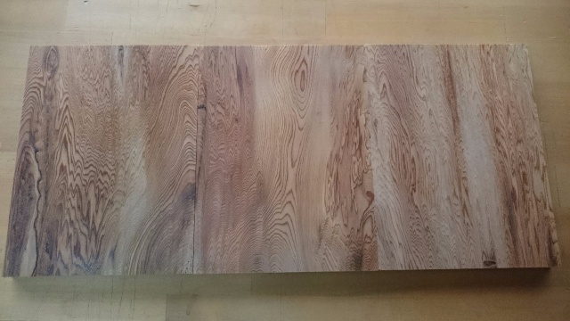 木材見本森の文庫本