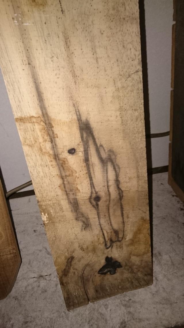 黒柿(クロガキ) 木材見本