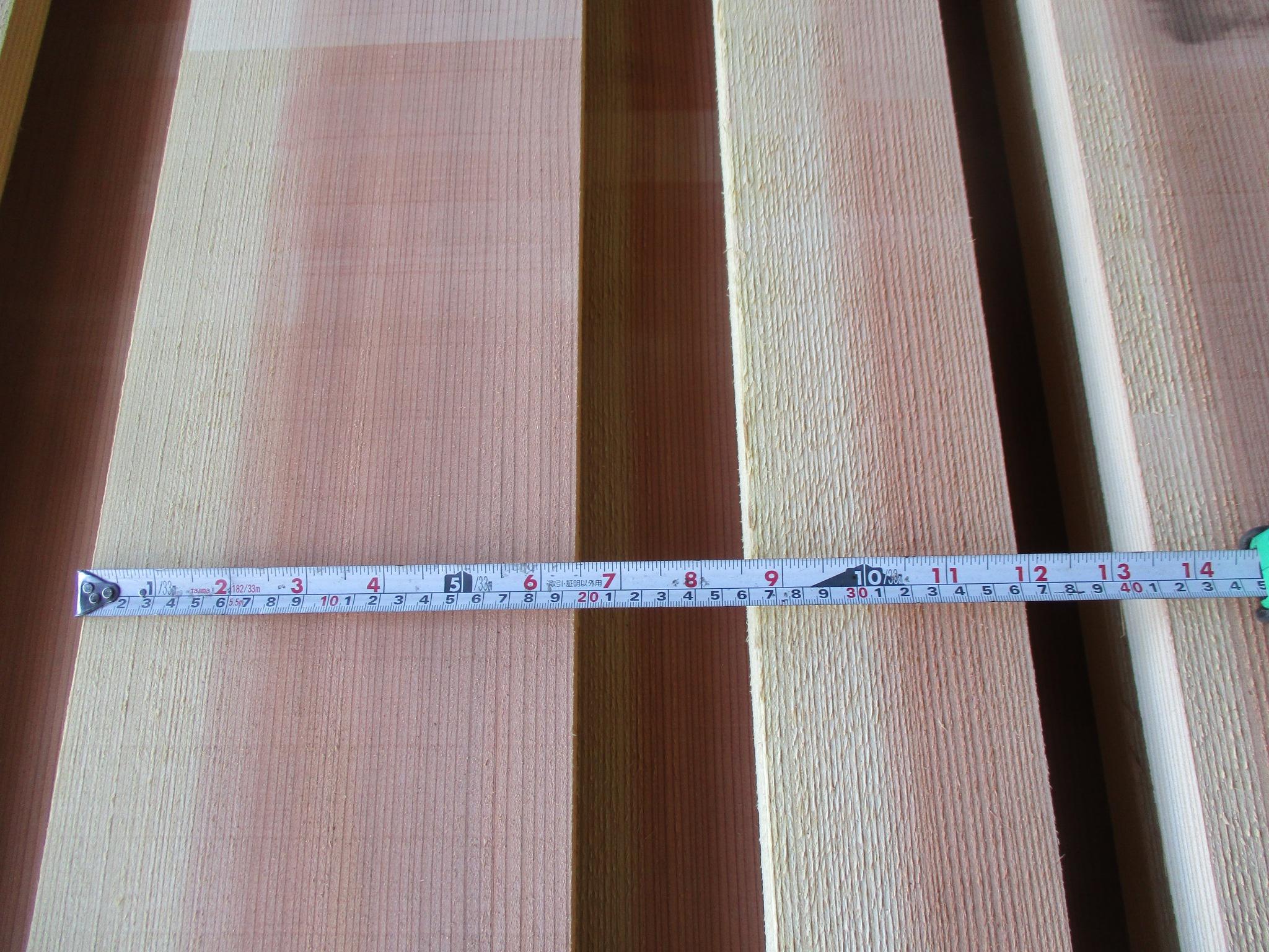 吉野杉(ヨシノスギ) 無垢材