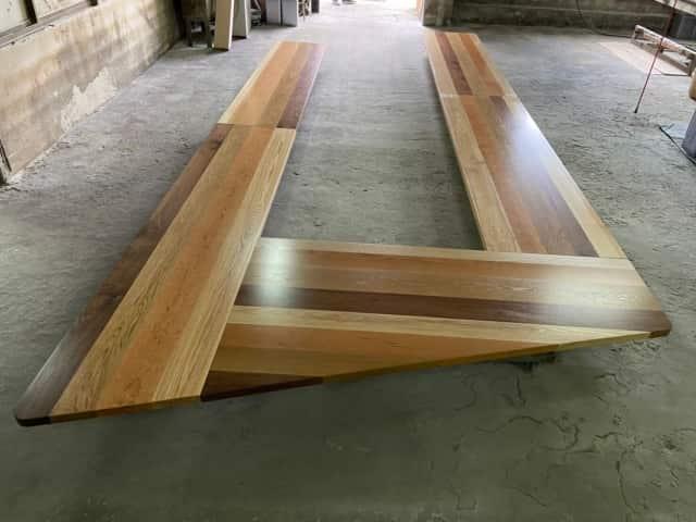 ハギテーブル 天板